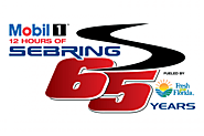 "65th Annual Mobil 1 Twelve Hours of Sebring Fueled by ""Fresh from Florida"""