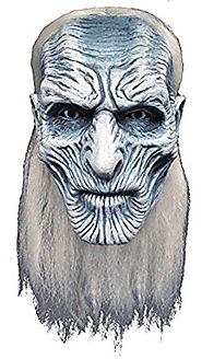 UHC Game Of Thrones Walker Adult Horror Theme Party Halloween Costume Mask