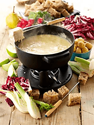 CHEESE FONDUE | Recipes | Nigella Lawson