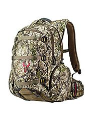 Badlands Superday Camouflage Hunting Backpack Daypack Compatible with Bow, Rifle, and Pistol Hydration , Approach