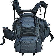 Explorer Tactical Backpack, 20-Inch