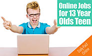 6 Online Jobs for 13 Year Olds: Make Money As A Teen [Video]