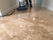 Simple Tips for Cleaning Your Travertine Floor