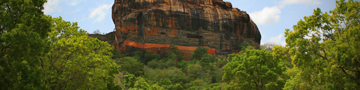 Headline for The Historic Importance of Sigiriya, a List – The Almost Eight Wonder of the World