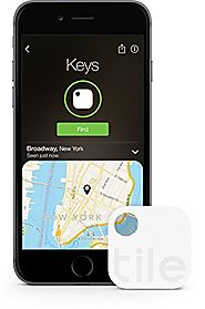 Tile (Gen 2) - Phone Finder. Key Finder. Item Finder - 1 Pack (Discontinued by Manufacturer)