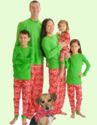 Matching Pajama Sets At Christmas | Family Fun!