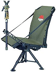 Swivel Hunting Chair Reviews - Best Heavy Duty
