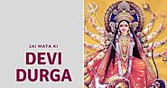 Maa Durga Aarti Hindi Mein Durga Mantra