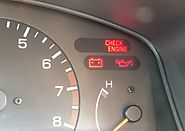Wondering Why is my Check Engine Light Blinking?