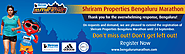 Website at http://www.bengalurumarathon.in/