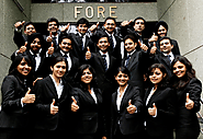 Last date to apply at FORE School of Management, New Delhi is Dec 22, 2018.