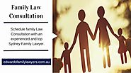 Family Law Consultation- Advice From Top Sydney Family Lawyers