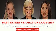 Need Expert Separation Lawyers?