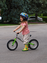 How To Teach a Toddler to Ride a Bike Without Training Wheels