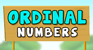 Ordinal Numbers - Counting Game