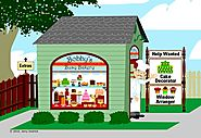 Fun & Games / Shops / Bobby's Busy Bakery