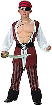 YOU LOOK UGLY TODAY Halloween Party Pirate Costumes Novelty Family Pirate