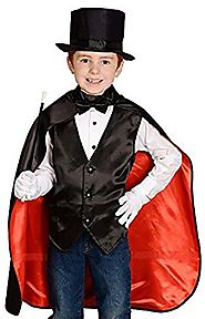 Jr. Magician WithTop Hat