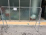Mobile Soccer Goal Post