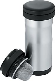 Thermos 12-Ounce Stainless-Steel Tea Tumbler with Infuser (Discontinued by Manufacturer)