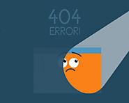 How UX Designers Build Brands Through 404 Pages?