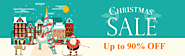 Best Christmas Deals & Offers | Christmas Gift | Up to 90% OFF UAE