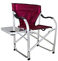 Best Heavy Duty Folding Directors Chairs - Camping Reviews