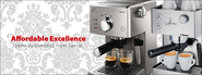 Espresso Machines | Espresso Machine Reviews | Seattle Coffee Gear