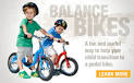 Best Pedal-Less Bikes for Kids