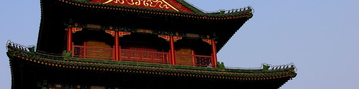 Headline for Religious Attractions in Tianjin – Discover Holistic Beauty
