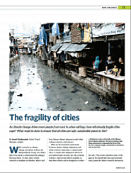 The Fragility of Cities | Climate Diplomacy