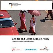 Gender and Urban Climate Policy | Climate Diplomacy