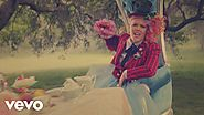 "P!nk - Just Like Fire (From the Original Motion Picture ""Alice Through The Looking Glass"")"