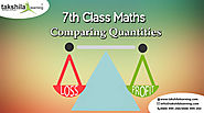 CBSE Solutions for Class 7 Maths Chapter 8 Comparing Quantities Part -2