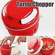 Turbo Chopper from Tupperware