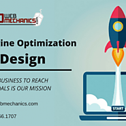 Optimized SEO Web Design by SEO Web Mechanics