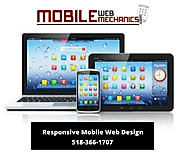Build Responsive Web Design with Mobile Web Mechanics