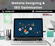 SEO Optimized Web Design - SEO Web Mechanics
