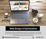 Web Design & Optimization - Mobile Web Mechanics