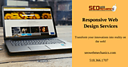 Responsive Web Design | SEO Optimized