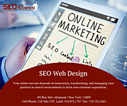 Professional SEO Web Design Services