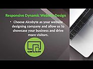 Alcobyte the top web design company in Dubai, UAE
