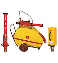 Portable Foam Equipment | Aaag India