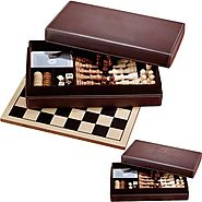 6-in-1 multi game set