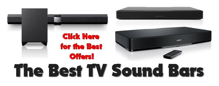 Headline for Best TV Sound Bars