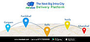 Meratask – The Next Big Intra city delivery platform | Meratask