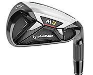 TaylorMade Men's Graphite 5 PW Senior M2 Iron(Right)