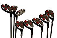 Senior Men's Majek Golf All Hybrid Complete Full Set, which includes: #3, 4, 5, 6, 7, 8, 9, PW Senior Flex Total of 8...