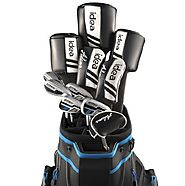 Adams Men's idea 12pc set Right-Hand (Senior Flex)