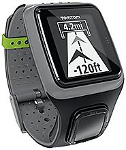 Amazon.com: TomTom Multi-Sport GPS Watch with Heart Rate Monitor, Grey: Cell Phones & Accessories